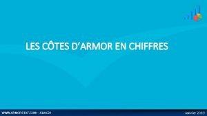 LES CTES DARMOR EN CHIFFRES WWW ARMORSTAT COM