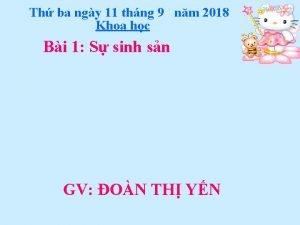 Th ba ngy 11 thng 9 nm 2018