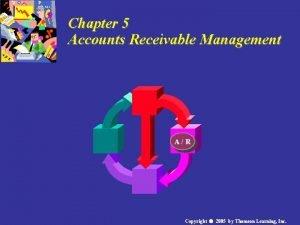 Chapter 5 Accounts Receivable Management AR Copyright 2005