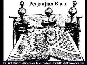 Perjanjian Baru Dr Rick Griffith Singapore Bible College