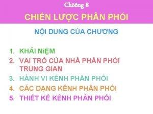 Chng 8 CHIN LC PH N PHI NI