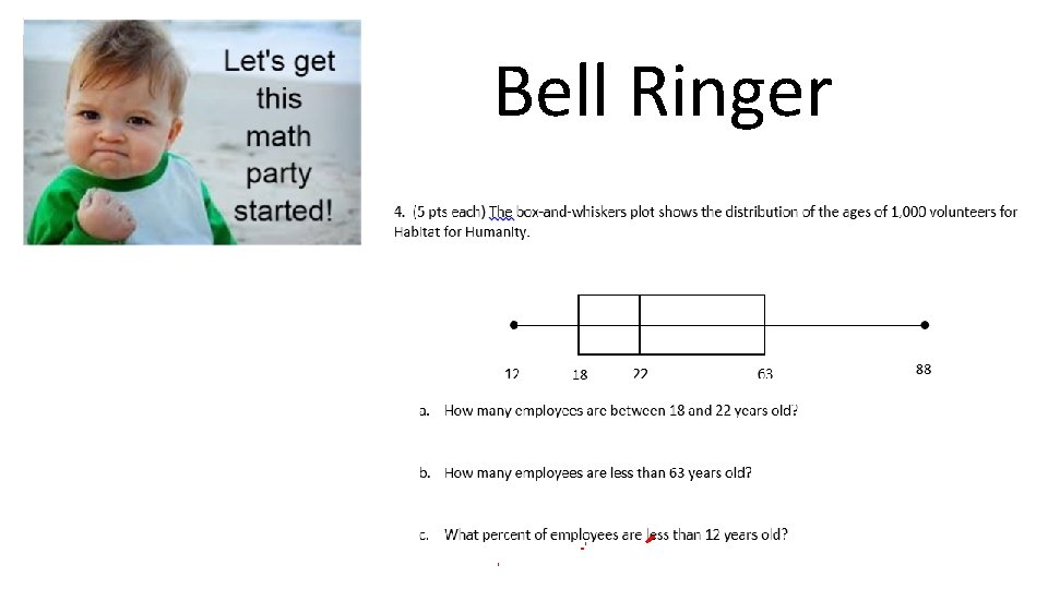 Bell Ringer Daily Agenda 1 Review Bell Ringer