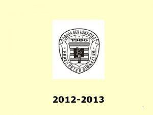 2012 2013 1 Oktatsunk eredmnyessge 2012 2013 Kompetenciamrs
