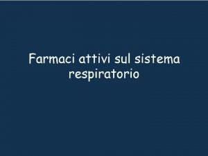 ADRS sindrome da distress respiratorio delladulto Acute Respiratory