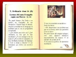 T Ordinario dom 3 B T Ordinario dom