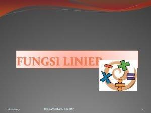 FUNGSI LINIER 06072013 Resista Vikaliana S Si MM