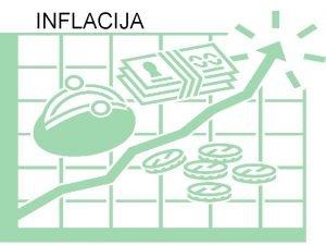 INFLACIJA Teorije inflacije 1 Teorije inflacije tranje monetarna