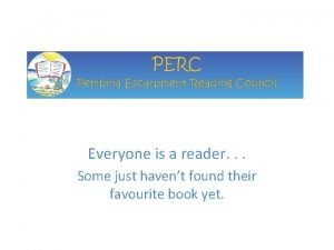 Everyone is a reader Some just havent found