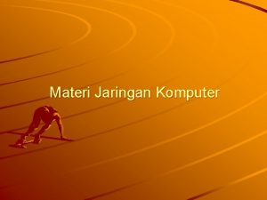 Materi Jaringan Komputer Jenisjenis jaringan LAN Local Area