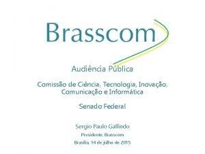 Audincia Pblica Comisso de Cincia Tecnologia Inovao Comunicao