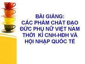 BI GING CC PHM CHT O C PH