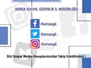 BURSA SOSYAL GVENLK L MDRL Haziran 2018 Yaplandrma