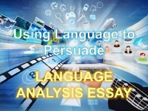 The introduction Your introduction needs to refer to
