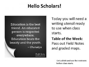 Hello Scholars Today you will need a writing