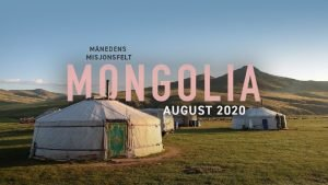Mongolia er verdens nest strste innlandsstat og grenser