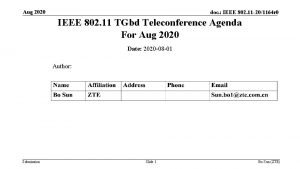 Aug 2020 doc IEEE 802 11 201164 r