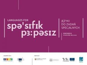 Przygotowanie jzykowe uczniw odbywajcych stae zawodowe za granic