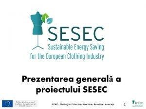 Cofinanat prin programul Intelligent Energy Europe al Uniunii