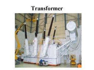 Transformer Standards IEC 60076 Power transformers Transformer Main
