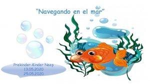 Navegando en el mar PrekinderKinder Neep 13 05