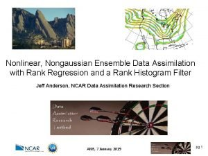 Nonlinear Nongaussian Ensemble Data Assimilation with Rank Regression
