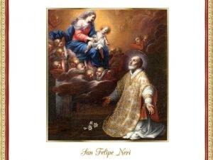Felipe Neri naci en Florencia Italia en 1515