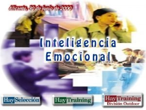 Agenda La Inteligencia Emocional La Prctica de la