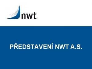 PEDSTAVEN NWT A S Pedstaven NWT a s