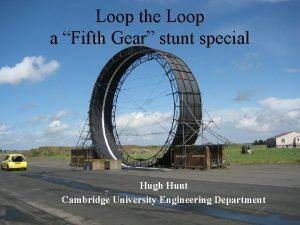 Loop the Loop a Fifth Gear stunt special