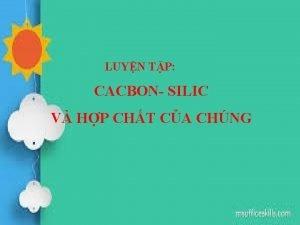LUYN TP CACBON SILIC V HP CHT CA