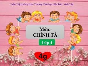 Trn Th Hng Ho Trng Tiu hc Lin