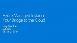 Azure Relational Database Platform Database Services Platform Intelligent