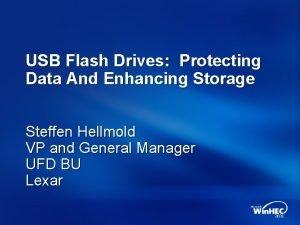 USB Flash Drives Protecting Data And Enhancing Storage