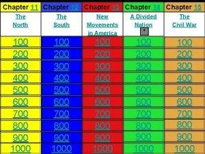 Chapter 11 Chapter 12 Chapter 13 Chapter 14