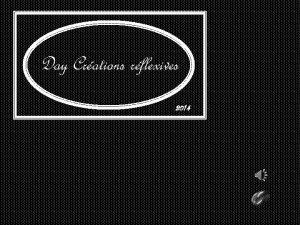 Day Crations rflexives 2014 Martin Gray est mondialement