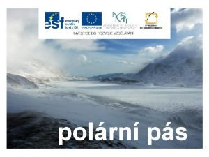 polrn ps obsah lesotundra severn polrn pustina Arktida
