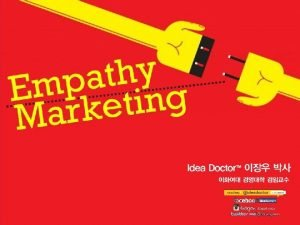 Idea Doctor TM 2 57 Idea Doctor TM