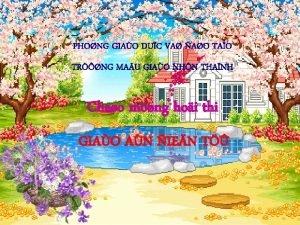 PHONG GIAO DUC VA AO TAO TRNG MAU