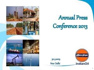Annual Press Conference 2013 30 5 2013 New