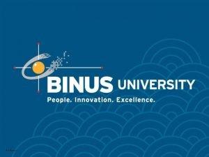 Bina Nusantara Peran Perguruan Tinggi dalam Meningkatkan Mutu