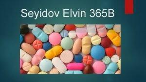 Seyidov Elvin 365 B Epilepsiya Epilepsiya ndir Epilepsiya