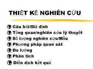THIT K NGHIN CU Cu hiGi nh Tng