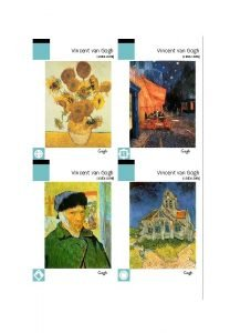 Vincent van Gogh 1853 1890 Gogh Vincent van