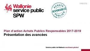 19092018 1 Plan daction Achats Publics Responsables 2017