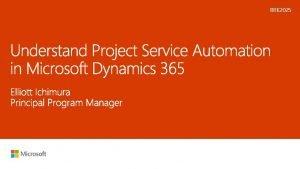 BRK 2025 Office 365 Azure IOT Power BI
