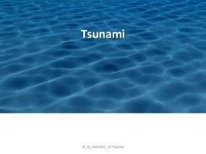 Tsunami VY32INOVACE 10 Tsunami VY32INOVACE 10 Tsunami z