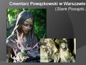 Cmentarz Powzkowski w Warszawie Stare Powzki Cmentarz zosta