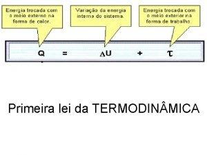 Primeira lei da TERMODIN MICA Exerccio 5 isomtrica