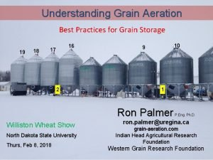 Understanding Grain Aeration Best Practices for Grain Storage