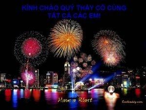 KNH CHO QU THY C CNG TT C